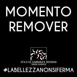 MOMENTO REMOVER
