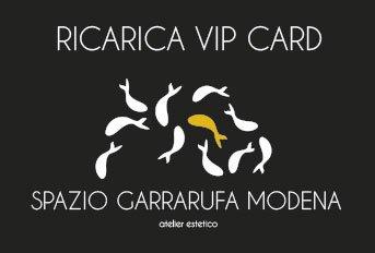 Ricarica VIP Card